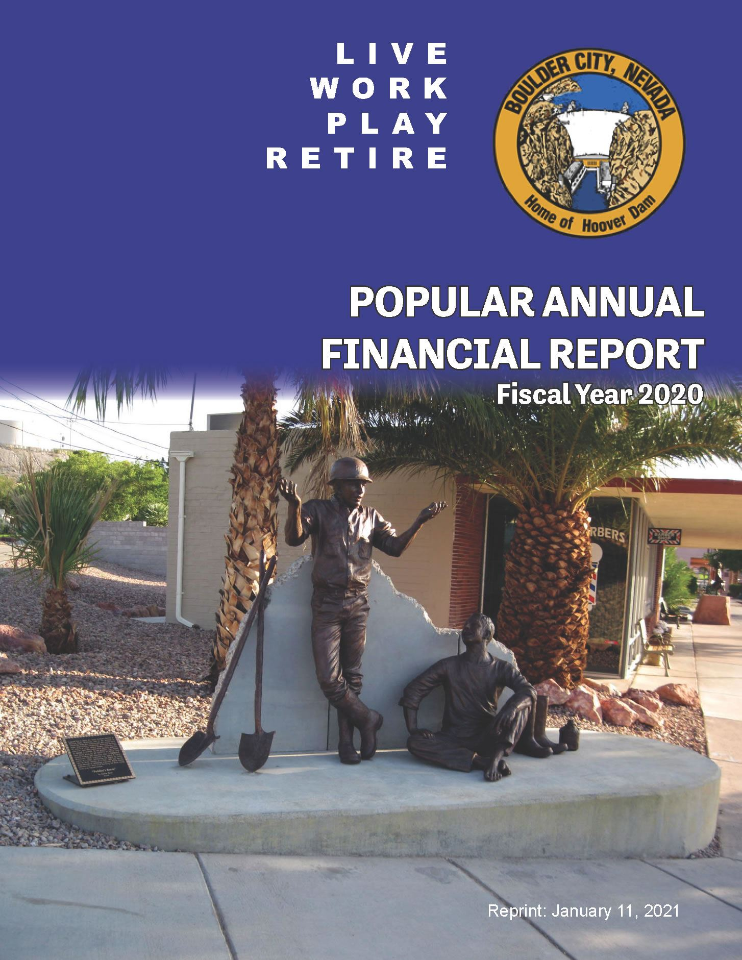 PAFR for FY20  Final_Cover